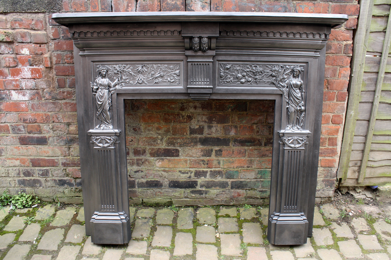 Browse Our Antique Fireplaces