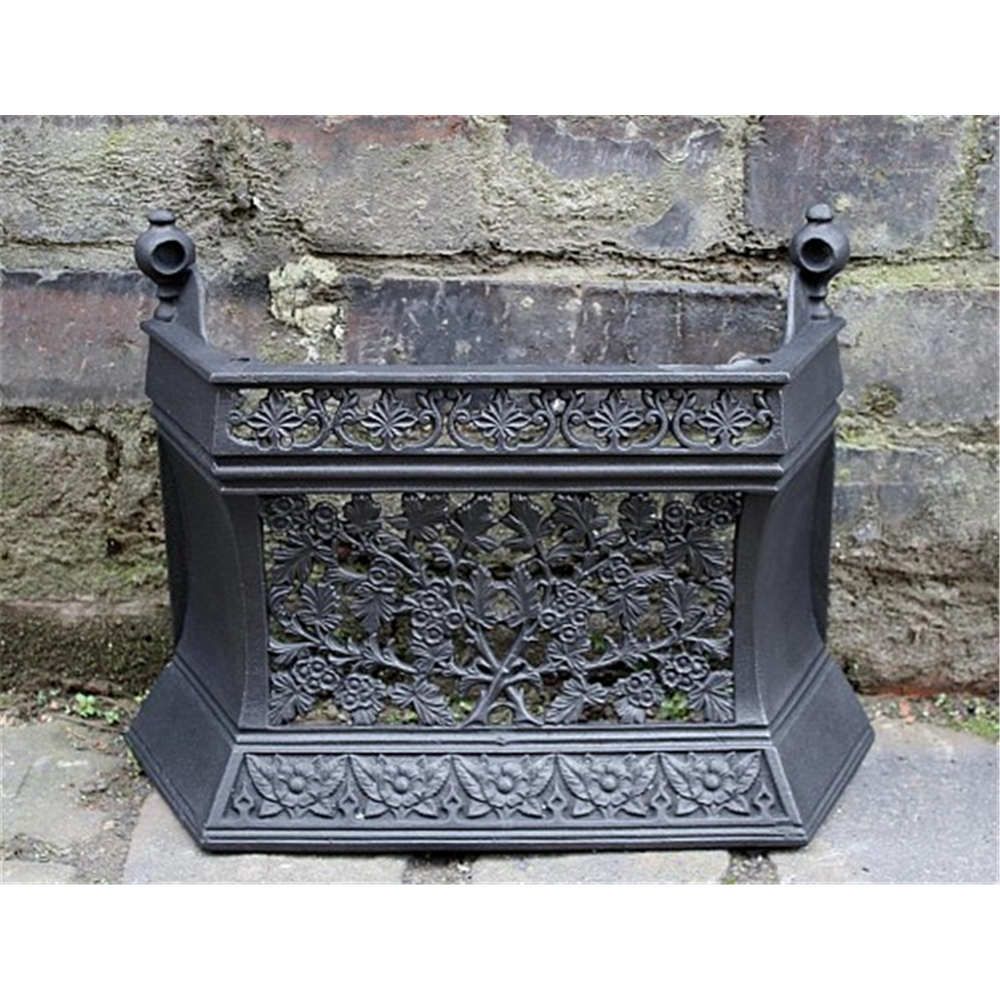Victorian Tidy Betty In Cast Iron