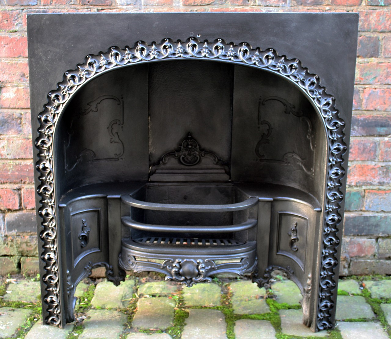 Reclaimed Cast Iron Hob Grate