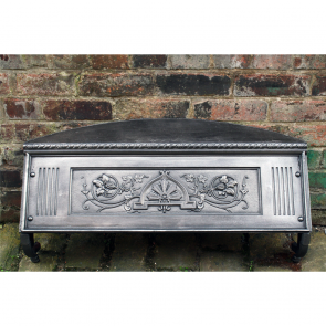 Original Cast Iron Victorian Canopy