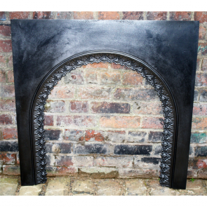 Old Cast Iron Fire Surround Reducer