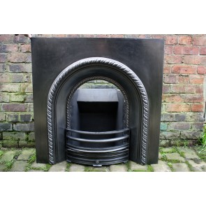 Reclaimed Arched Grate Cast Iron