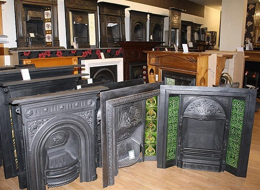 Fireplace Antiques